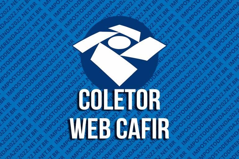 Coletor Web / Cafir