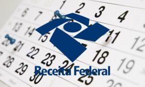 Cronograma Imposto de Renda 2022 - Quais as datas que deve ser declarado o IRPF 2022