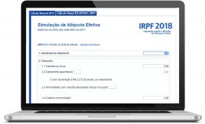 Simulador Imposto de Renda 2022
